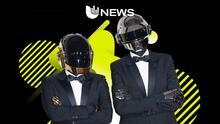Daft Punk se separa después de 28 años: Así dieron a conocer la noticia