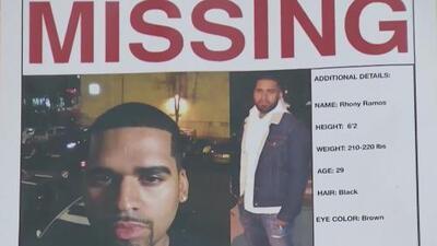 Con volantes, buscan a un padre dominicano que desapareció luego de salir de su trabajo
