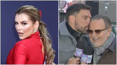Julián Gil dará besos por donar a la TeletónUSA: ¿qué hará si Marjorie de Sousa aporta dinero?