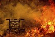 Feroces incendios en California: mueren al menos 5 personas y las llamas amenazan miles de casas