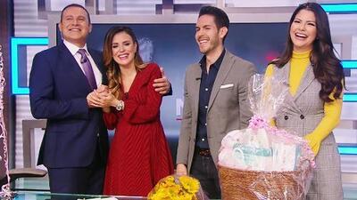 Carolina Sarassa y su esposo se sienten bendecidos con su embarazo tras haber sufrido la pérdida de un bebé