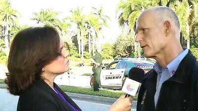 ¿Cómo asistirá la gobernación de Florida a las víctimas del tiroteo en escuela de Broward?