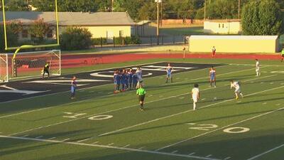 Alianza vence en amistoso al Dallas City FC