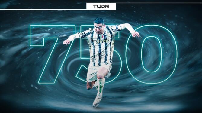 Cristiano Ronaldo llega a 750 goles... ¡y ya piensa en los 800!