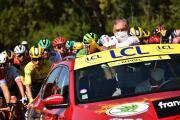 Director de la Tour de Francia infectado de coronavirus