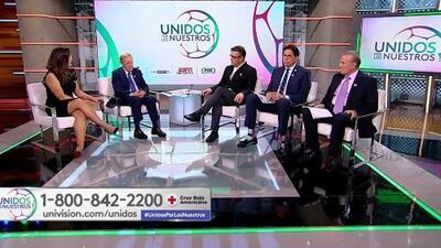 """Antonio Rosique: """"Los deportistas juegan un rol social y comunitario muy importante"""""""
