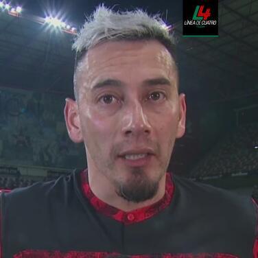 """Sambueza y el 2-1 ante Cruz Azul: """"Salió el plus que debemos demostrar"""""""