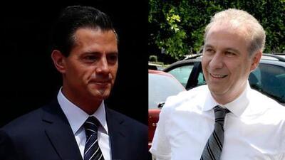 Peña Nieto se va de México tras escándalo por detención de Collado