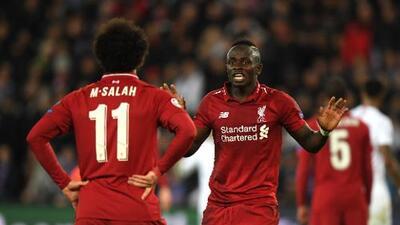 Salah, Mané y Aubameyang entre los nominados al Balón de Oro africano