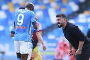 Napoli vs AZ Alkmaar, en juego pese a restricciones italianas