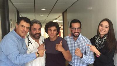 Iván Cano cierra preparación para retar a Jorge Linares