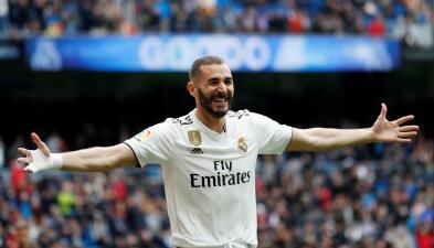 En fotos: Real Madrid recupera la confianza con triunfo 3-0 contra Bilbao en España