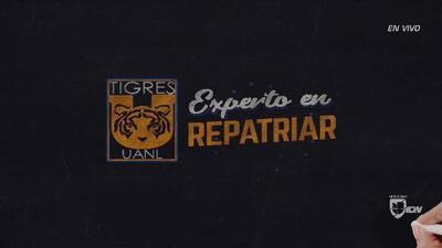 Estos han sido los futbolistas mexicanos que Tigres ha repatriado
