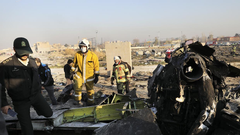 Resultado de imagen para Irán niega que misil alcanzara avión que dejo 176 muertos, pide pruebas a Occidente