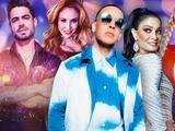 Daddy Yankee cantará esta noche en la gran final de Mira Quién Baila Univision All Stars