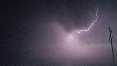 El centro de Texas amanece este martes con posibilidad de tormentas