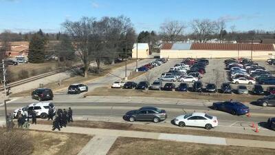 Al menos dos muertos por un tiroteo en la Universidad Central de Michigan