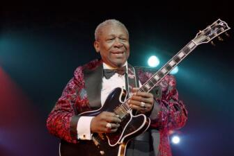 Murió 'El Rey del Blues', B.B. King