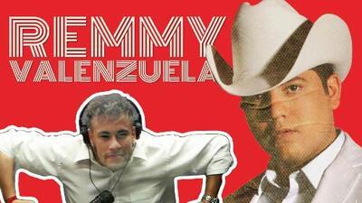 El cantante Remmy Valenzuela cayó en una divertida broma y así reaccionó al descubrirla (hasta Neymar fue parte de ella)