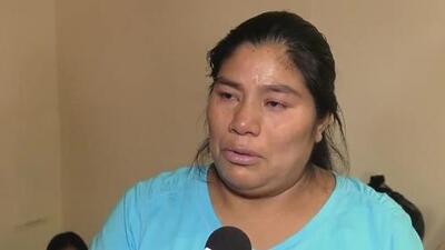 """""""Estamos sufriendo"""": guatemalteca embarazada se refugia en iglesia tras redada de ICE en Nebraska"""
