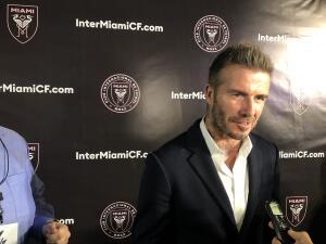 Buenas noticias para David Beckham: gana referendo para edificar estadio de MLS en Miami