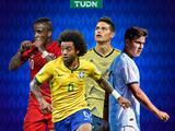 Las grandes estrellas que se mantendrán sin brillo para esta Copa América