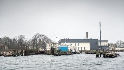 Esta es la isla donde Dinamarca quiere mandar a los inmigrantes indeseables y a quienes niegue asilo