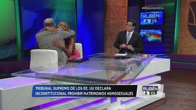 Ivana Fred y César Vázquez ante decisión del Supremo