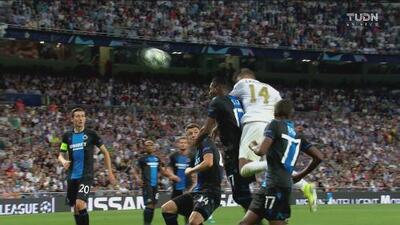 ¡Ya lo empata el Real Madrid! Remate de cabeza de Casemiro para igualar de forma dramática