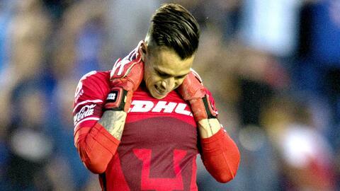 Dos 'Félix' en un mismo partido de la J14: las fallas de Hugo González y Alfredo Saldívar