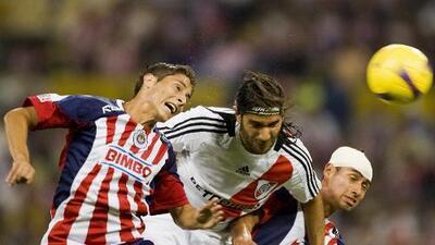 Plantean revivir la Copa Interamericana; jugarían Chivas y River Plate