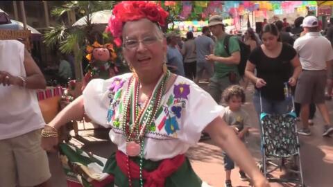 Univision San Antonio se une a la celebración de la independencia de México