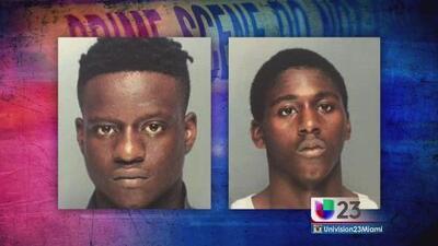 Dos jóvenes arrestados por asesinato de niño de 6 años en Miami