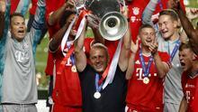 ¿Quién más? Flick es el Entrenador del Año de la UEFA