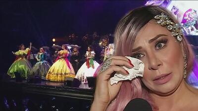 No llenaron el teatro, pero Cristina Eustace y seis mujeres más del regional mexicano buscan ser escuchadas