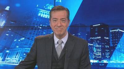 Así se despide Jorge Barbosa de los televidentes de Noticias Univision Chicago