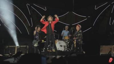 """""""Hola desde Cuba"""" dicen los Rolling Stones"""