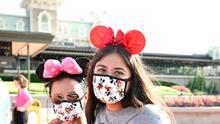Disney World anuncia que no tendrás que seguir ocultando tu sonrisa tras una mascarilla todo el tiempo