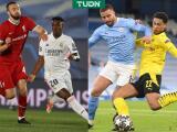 Lo que necesitan Madrid, Liverpool, City y Dortmund para Semis