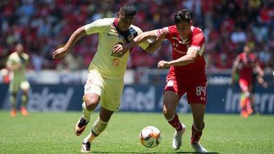 No es un Clásico, pero el Toluca vs. América tiene algo especial