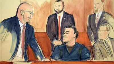 La defensa de 'El Chapo' solicita la repetición del juicio alegando irregularidades del jurado