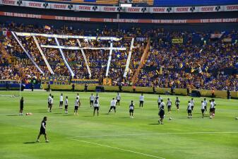 Motivación extra: Tigres tuvo el cariño de sus hinchas previo a la Final contra Monterrey