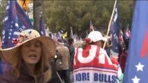 Refuerzan seguridad en el Capitolio de Sacramento ante posibles protestas
