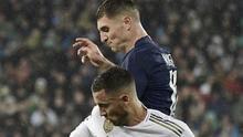 """Menier: """"Fui a entrenar a Madrid y volví a hacer una entrada a Hazard"""""""