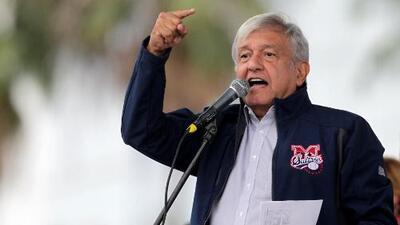 Andrés Manuel López Obrador promete visas de trabajo para los migrantes centroamericanos de la caravana