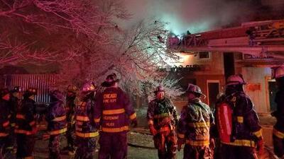 Voraz incendio en el barrio de Las Empacadoras se pudo haber evitado, asegura un concejal de Chicago