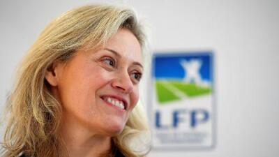 Una mujer presidirá por primera vez la Liga de Fútbol Francesa