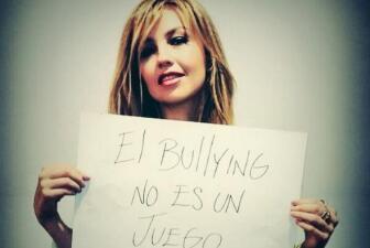 Famosos se unen contra el bullying