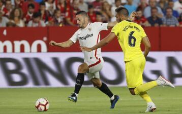 En fotos: la capacidad de Villarreal para llevarse un empate de Sevilla sin Miguel Layún