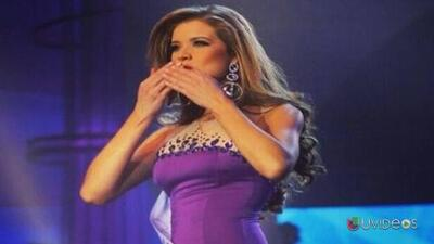 Murió Génesis Carmona, la reina de belleza que recibió un balazo en la cabeza en Venezuela